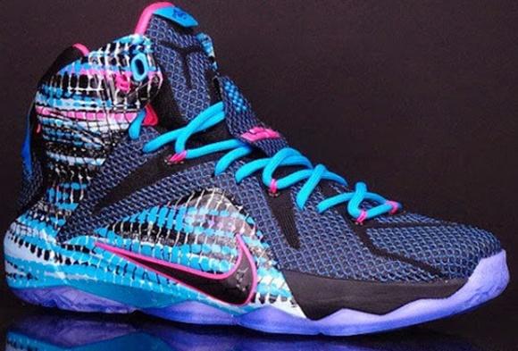 """ff588efd8cdc2 Nike LeBron 12 """"23 Chromosomes."""" M 5b8e07c41b3294d1d2d3f8d6"""